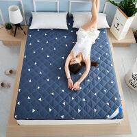 家纺2017秋冬季新款地毯羊毛加厚床垫 褥子全棉床褥垫被学生床垫单双人1.8米床