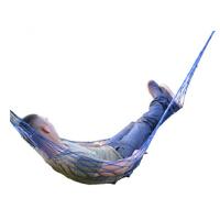 户外室内 吊床 网状单人 加粗棉绳  秋千  时尚安全 耐用