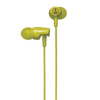 铁三角(Audio-technica)ATH-CLR100 WH 入耳式耳机 绿色