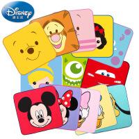 迪士尼Disney纱布方巾 纯棉小毛巾 手帕 米奇 卡通 柔软吸水 A类