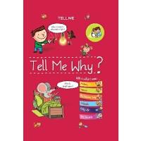 英文原版 Barron's 告诉我系列:为什么 趣味知识问答书 儿童科普读物 Tell Me Why?