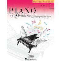 Piano Adventures: Level 1: Sightreading Book 9781616776374