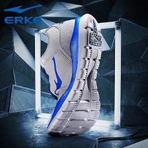 【2件8折-满199减30】鸿星尔克(ERKE)男鞋跑步鞋透气轻便时尚男运动鞋旅游休闲鞋FD