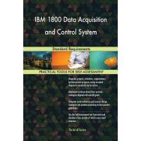 【预订】IBM 1800 Data Acquisition and Control System: Standard