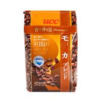 【网易考拉】UCC 悠诗诗 ,蓝山摩卡芳醇综合咖啡豆 270克/包