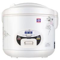 半球(Peskoe) CFXB40-10 电饭煲 4升不粘锅黑晶内胆电饭锅可蒸可煮