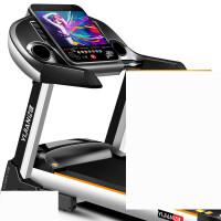 跑步机家用 款超静音正品折叠特价多功能电动跑步机 7_版 钻石纹跑带 15.6�疾势�Wifi版