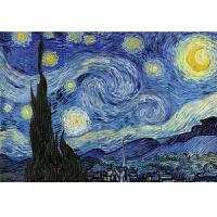 夜光300片拼图星空