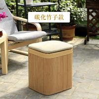 收纳凳子储物凳可坐实木家用多功能长方形搁脚凳沙发凳换鞋凳