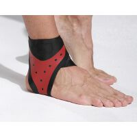 户外运动护踝男脚腕护具扭伤运动女薄款护脚踝护腕护脚套护套透气足球篮球