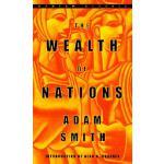 现货 英文原版 The Wealth of Nations 国富论 亚当・斯密 作品