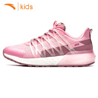 安踏童鞋女童鞋子儿童运动鞋2019春季新款中大童跑步鞋学生休闲鞋32815502