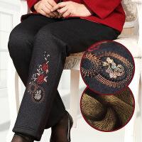 中老年人棉裤冬装加厚加绒女装岁妈妈裤子老人奶奶保暖裤外穿
