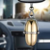 汽车香水挂件车载香水悬挂式古龙香薰车内香水精油