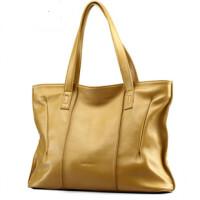 女包单肩包女大包大容量女士手提包新款h 黄色-中号