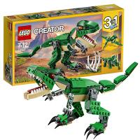 【当当自营】LEGO乐高凶猛霸王龙 31058