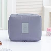 洗漱用品收纳盒手提式 防水便携式手提迷你多功能随身洗漱用品收纳袋整理盒