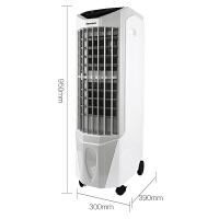 美国 seacom 空调扇冷风扇家用电风扇无叶风扇静音落地扇塔扇空气循环扇