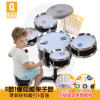 3-6岁男宝宝早教益智宝贝儿童架子鼓爵士鼓音乐玩具