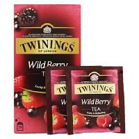 波兰进口 Twinings英国川宁综合野莓果香红茶50g