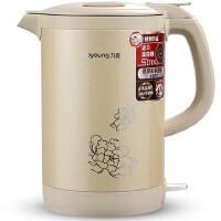 【九阳官方旗舰店】K15-F2 电水壶 1.5L电热水壶进口品牌温控器