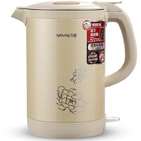 九阳 K15-F2  电水壶  1.5L电热水壶进口品牌温控器