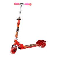 轮户外休闲运动  可折叠三轮脚踏滑板车     宝宝踏板滑滑车