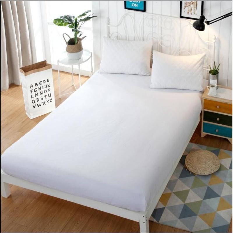 床笠单件床罩1.8m床垫罩席梦思保护套薄床垫套1.5米1.2尘罩床套DT