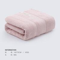 鲁道夫浴巾纯棉柔软吸水加厚婴儿全棉男女儿童家用
