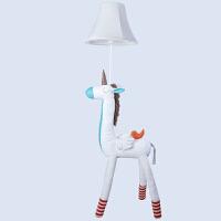 儿童房台灯卡通落地灯动物灯可爱创意卧室床头灯调光遥控学生礼品