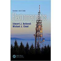 【预订】Electromagnetics, Third Edition 9781498796569