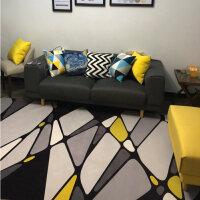 风格几何图案地毯客厅欧式现代沙发茶几垫卧室床边家用长方形SN6469