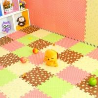 榻榻米卧室拼接爬行垫拼图铺地板垫子加厚宝宝爬爬垫泡沫地垫j