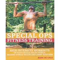 Special Ops Fitness Training(ISBN=9781569755822) 英文原版