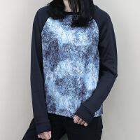 Adidas阿迪达斯 NEO 女子 运动套头衫 保暖圆领卫衣 BQ4556