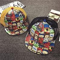 儿童鸭舌帽子夏季薄款网帽男孩棒球帽潮韩版女童棒球帽百搭春秋天