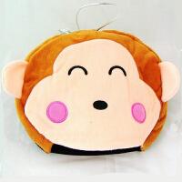 伊暖儿 USB暖手鼠标垫 可爱动物卡通 电暖发热鼠标垫-笑面猴