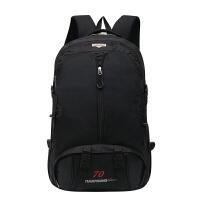 大容背包旅游双肩包行李包旅行登山包容量多功能背包户外出差聚合物电脑包双肩