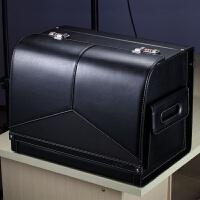 车载整理箱子汽车后备箱储物箱多功能宝马奔驰奥迪轿车尾箱收纳盒