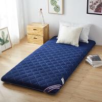 床�|1.2米�W生宿舍褥子1.5m床1.8m床打地�睡�|省空�g��|被床褥
