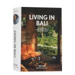 Living in Bali,住在巴利岛 热带风室内设计 英文原版 巴利岛风格建筑设计