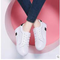 古奇天伦新款百搭韩版学生平底板鞋休闲鞋春季单鞋小白鞋秋季女鞋WER8919