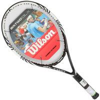 Wilson/威尔胜 Wilson BLX Six Two 110 全碳素 专业 单人 网球拍 WRT5982102