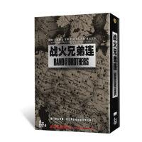 正版美剧dvd光盘 战火兄弟连 1-10集 汤姆汉克斯含花絮6DVD9碟