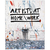 Artists at Home/Work 家/工作的艺术家