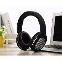 插卡无线蓝牙头戴式耳机4.2 收音机FM重低音可插线耳机