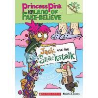 现货 Jack and the Snackstalk 英文原版 杰克和零食 儿童绘本故事书 进口童书