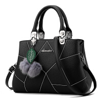 女士包包2018新款时尚 中年女包 妈妈包 单肩包斜挎包生日礼物 母亲节礼物