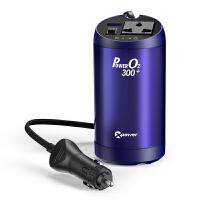 12v转220v车载逆变器 汽车用电源转换器变压器插座 USB充电器