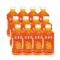6月产 免运费 康师傅 鲜果橙汁 330ml*12瓶 水果味饮料 饮品迷你小瓶装